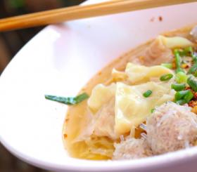 מרק עוף סיני צילום: shutterstock