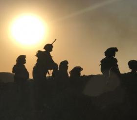 חיילי מילואים צילום: ארי פולד