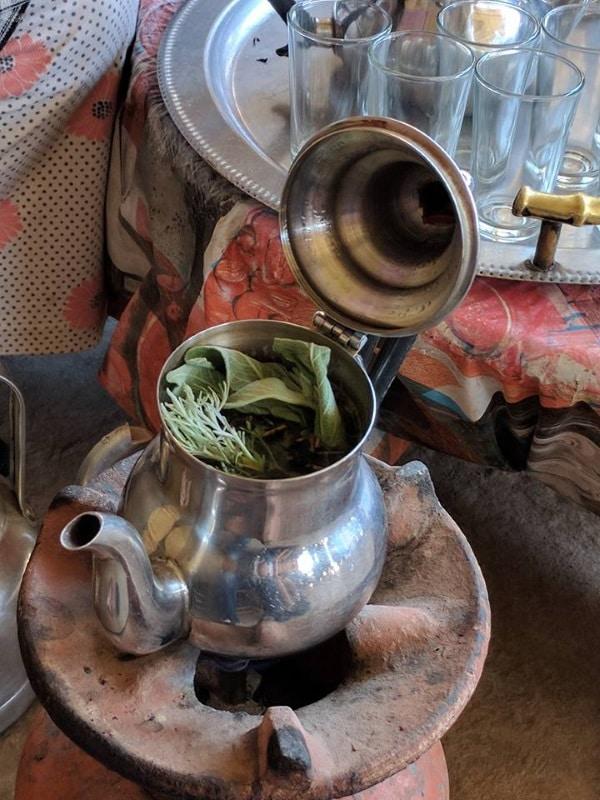 תה מרוקאי